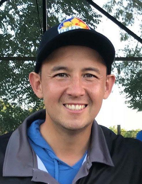 Philippine Cricket Captain Jono Hill